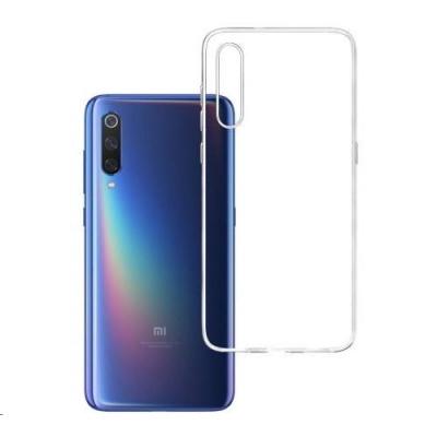 3mk ochranný kryt Clear Case pro Xiaomi Mi 9, čirý