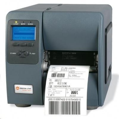 Honeywell M-4206, 8 dots/mm (203 dpi), řezačka, display, PL-Z, PL-I, PL-B, USB, RS232, LPT