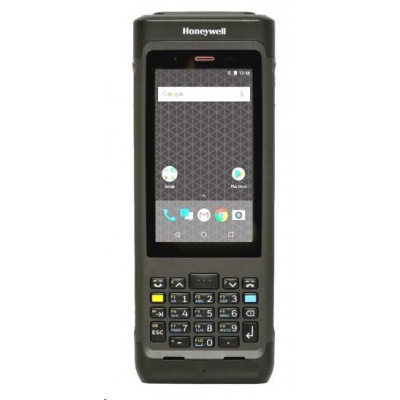 Honeywell CN80, 2D, 6603ER, BT, Wi-Fi, num., ESD, PTT, GMS, Android