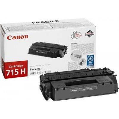 Canon LASER TONER black CRG-715H (CRG715H) 7 000 stran*