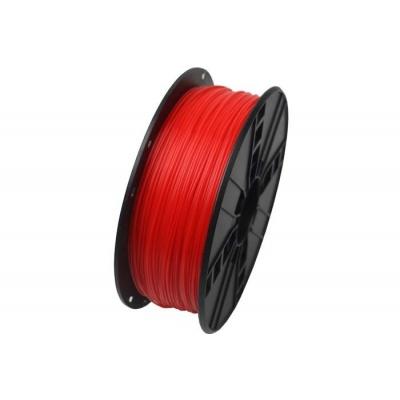 GEMBIRD Tisková struna (filament) ABS, 1,75mm, 1kg, fluorescentní, červená