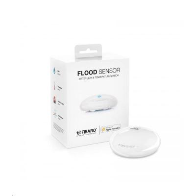 FIBARO HomeKit záplavový senzor - FIBARO Flood Sensor HomeKit