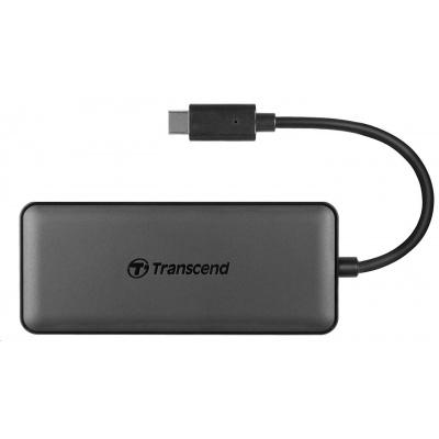 TRANSCEND HUB5C, 6-Port HUB, USB 3.1 Gen 2, Type-C