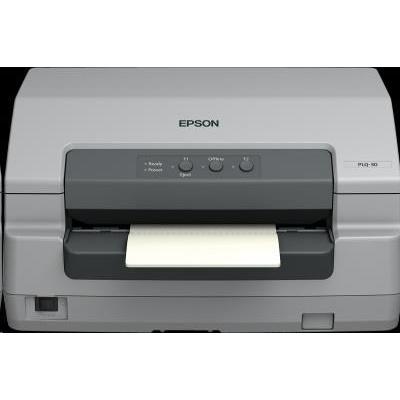 EPSON tiskárna jehličková PLQ-50 24 jehel, 480 zn/s, 1+6 kopii, USB 2.0, RS-232,Obousměrný paralelní