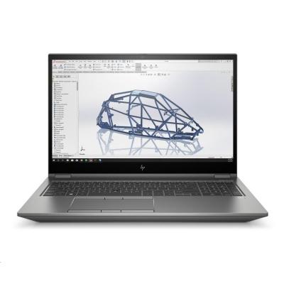 HP ZBook Fury 15G7 i7-10750H 15.6FHD AG LED 400, 1x16GB DDR4, 512GB NVMe m.2, T1000/4GB, WiFi AX, BT, Win10Pro