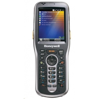 Honeywell Dolphin 6110, 1D, BT, Wi-Fi, ext. bat.