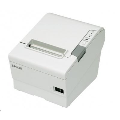 Epson TM-T88V, USB, RS-232, white