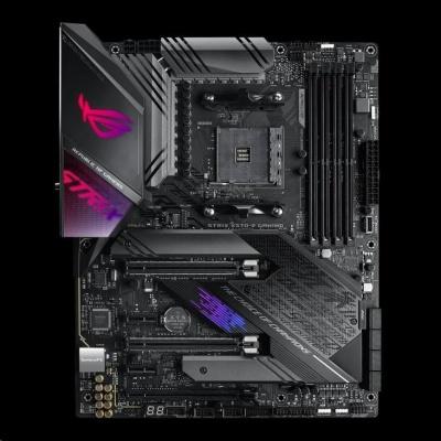 ASUS MB Sc AM4 ROG STRIX X570-E GAMING, AMD X570, 4xDDR4, 1xDP, 1xHDMI, WI-FI