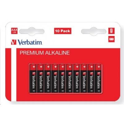 VERBATIM  AA  Alkalická Baterie 10 Pack / LR6