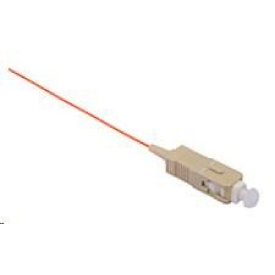 Solarix Pigtail 50/125 SCupc MM OM2 1,5m SXPI-SC-UPC-OM2-1,5M