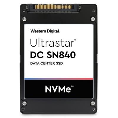 Western Digital Ultrastar® SSD 3840GB (WUS4BA138DSP3X1) DC SN840 PCIe TLC RI-3DW/D BICS4 SE
