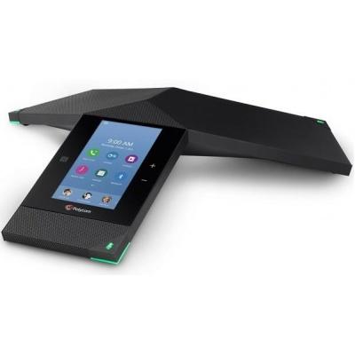 Polycom konferenční telefon Trio 8800 IP, SIP, PoE, Wi-Fi, BT, NFC, 7.6m eth. + 1.8m USB kabel