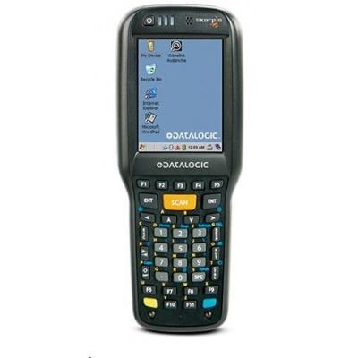 Datalogic terminálSkorpio X4 Cihla,WLAN MIMO,BT v4,1GB/8GB,38-Key ,Green Laser 1D ,Android 4.4,EU