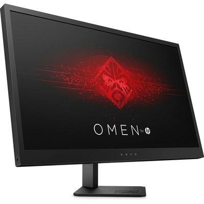 "LCD HP TN Omen 25 LED backlight AG; 24,5"" matný, 1920x1080, 10M:1, 400cd, 1ms,2xHDMI,1xDisplayPort,3xUSB 3.0,black"