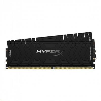 64GB 2666MHz DDR4 CL15 DIMM (Kit of 2) XMP HyperX Predator
