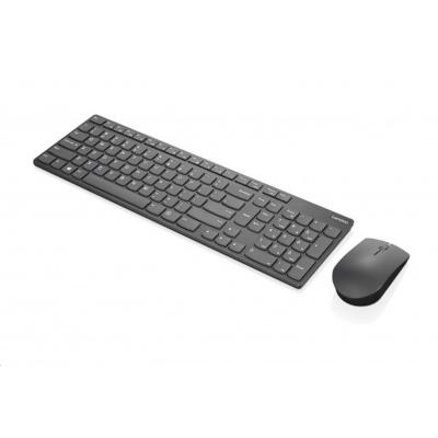 LENOVO klávesnice a myš bezdrátová Professional Ultraslim - CZ/SK