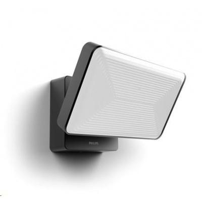 PHILIPS Welcome Venkovní nástěnné svítidlo, Hue White, integr.LED, Antracit