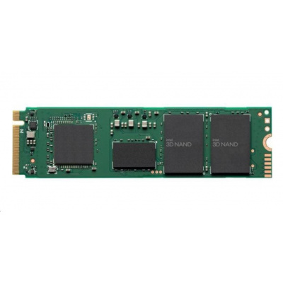 Intel® SSD 512GB 670p NVMe (M.2 80mm PCIe 3.0 x4, 3D4, QLC) OEM Bulk (R 3000B/s; W 1600MB/s)