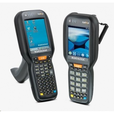 Datalogic Falcon X4, 1D, imager, BT, Wi-Fi, num., Gun, Android