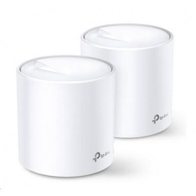 TP-Link Deco X60(2-pack) [Wi-Fi Mesh systém pro celou domácnost se standardem AX3000]