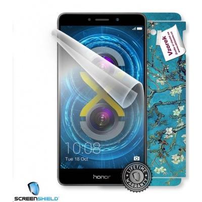 Screenshield fólie na displej + voucher (vč. popl. za dopr. k zákaz.) pro HUAWEI Honor 6X