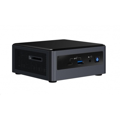 Intel NUC 10i3FNH - Barebone i3/Bluetooth 5.0/UHD Graphics/EU kabel - pouze case s CPU