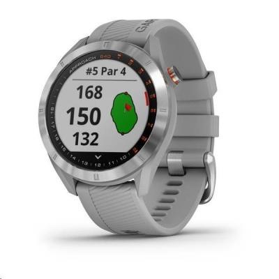 Garmin Golfové GPS hodinky Approach S40 Gray