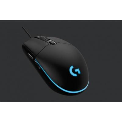 Logitech herní myš Gaming Mouse G203 Prodigy, EMEA, black