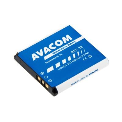 AVACOM Baterie do mobilu Sony Ericsson S510i, K770  Li-Ion 3,6V 930mAh (náhrada BST-38)