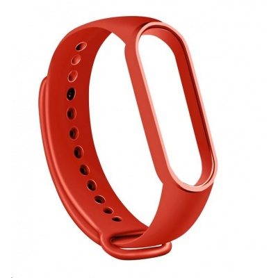 RhinoTech for Xiaomi Mi Band 5 Strap Red