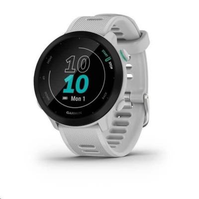 Garmin GPS sportovní hodinky Forerunner 55 White