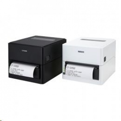 Citizen CT-S4500, USB, BT, 8 dots/mm (203 dpi), cutter, black