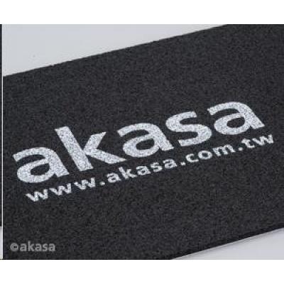 AKASA odhlučňovací sada  PaxMate Plus, 4ks antivibrační a zvuk redukující pěny