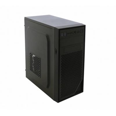 EUROCASE skříň ML X404 EVO, black, 2x USB 2.0 + 1x USB 3.0, 2x audio, bez zdroje