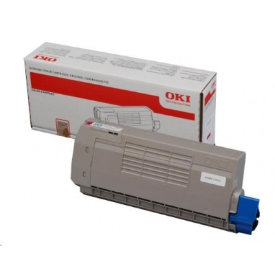 Oki Toner Magenta pro C710/C711 (11.5k)