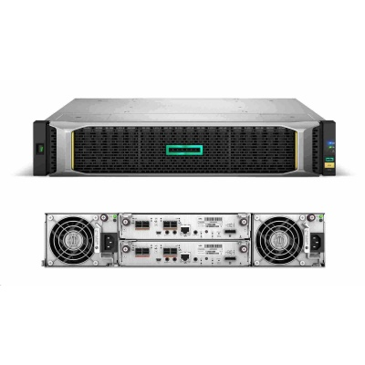 HPE MSA 2050 SAS Dual Controller LFF Storage