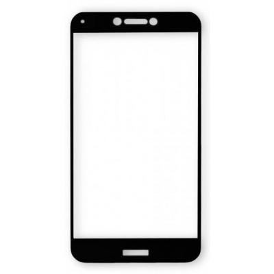 Aligator ochrana displeje Glass Print pro Samsung Galaxy A6 Plus, černá