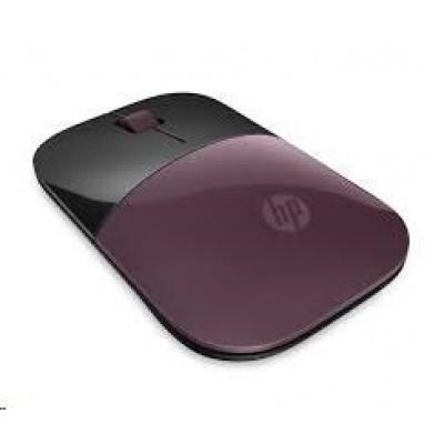 HP Z3700 Wireless Mouse - Berry Mauve - bezdrátová myš