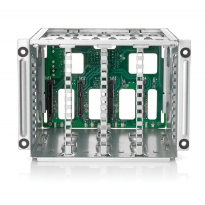 HPE DL385 Gen10Plus 8SFF NVMe/SAS SmCarrier MID TRAY DriveCageKit (upto32SFF NVMe drives with this mid8NVMeSFFdrivecage)