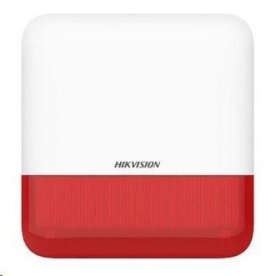 AX PRO Bezdrátová siréna, zvuková a světelná signalizace alarmu