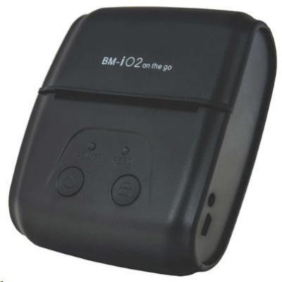 """Birch BM-i02 Mobilní 2"""" EET tiskárna účtenek, BT, USB, RS232 + POUZDRO"""