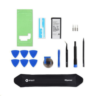 iFixit sada k výměně baterie pro Samsung Galaxy S6, včetně baterie 2550 mAh