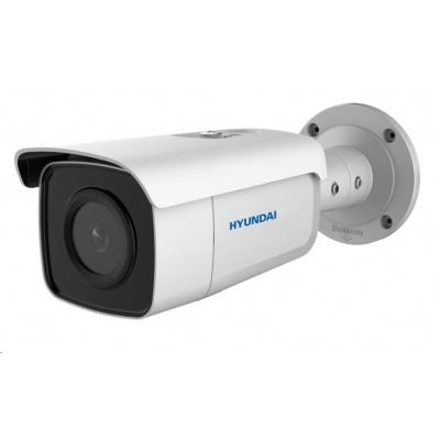 HYUNDAI IP kamera 4Mpix, H.265+, 25 sn/s, obj. 2,8mm (110°), PoE+, IR 50m, IR-cut, WDR 120dB, microSD, analytika, IP67