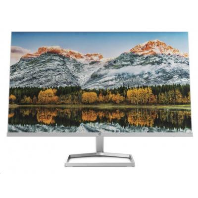 """LCD HP M27fw; 27"""" IPS matný, FHD 1920x1080; 300 nitů; 5ms; HDMI;VGA;Eyesafe"""
