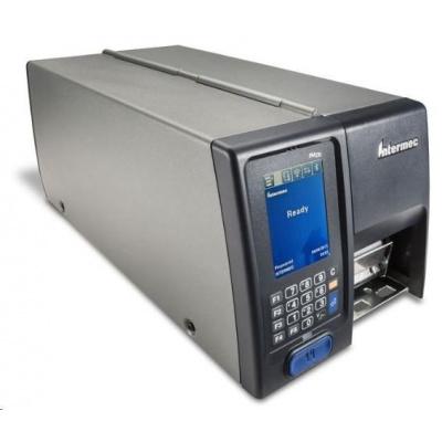 Honeywell PM23c, Long Door, 8 dots/mm (203 dpi), navíječ, LTS, disp., ZPL, IPL, USB, RS232, Ethernet