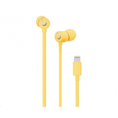 urBeats3 Earphones with Lightning Connector – Yellow