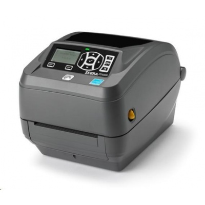 Zebra ZD500R, 12 dots/mm (300 dpi), RTC, RFID, ZPLII, BT, Wi-Fi, multi-IF (Ethernet)