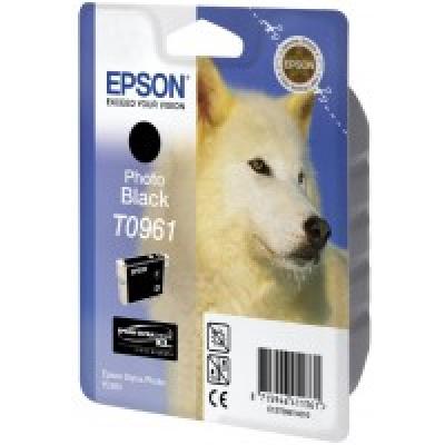 """EPSON ink čer Stylus Photo """"Husky"""" R2880 - Photo """"Husky"""""""