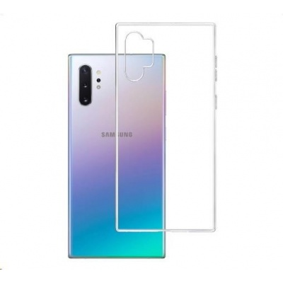3mk ochranný kryt Clear Case pro Samsung Galaxy Note10+ (SM-N975) čirý