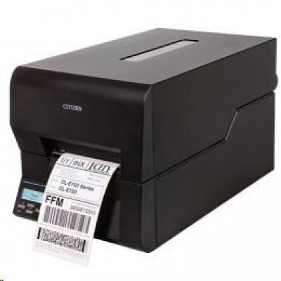 Citizen CL-E730, 12 dots/mm (300 dpi), USB, Ethernet